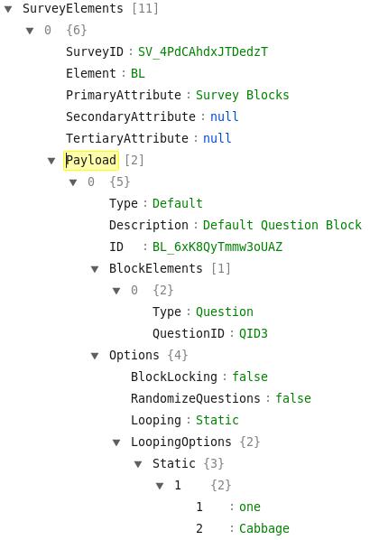 CUED - Qualtrics-based surveys