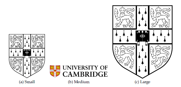 cambridge university thesis submission